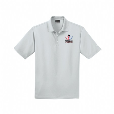 Nike Dri-FIT Micro Pique Polo - Wolf Grey